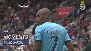 SC Braga, Jogada, Wilson Eduardo aos 44'