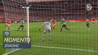 SL Benfica, Jogada, Zivkovic aos 70'