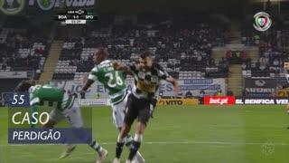 Boavista FC, Caso, Perdigão aos 55'