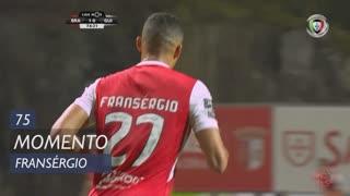 SC Braga, Jogada, Fransérgio aos 75'