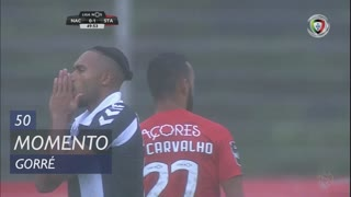 CD Nacional, Jogada, Gorré aos 50'