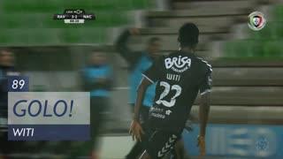 GOLO! CD Nacional, Witi aos 89', Rio Ave FC 3-3 CD Nacional