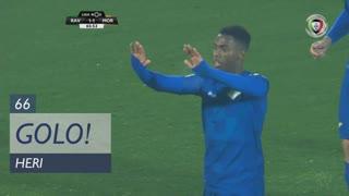 GOLO! Moreirense FC, Heri aos 66', Rio Ave FC 1-1 Moreirense FC