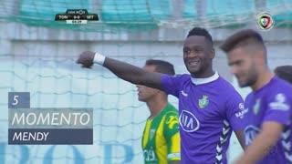Vitória FC, Jogada, Mendy aos 5'