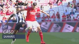 SL Benfica, Caso, Samaris aos 29'