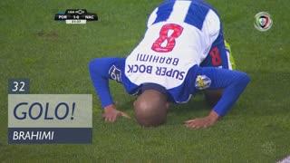GOLO! FC Porto, Brahimi aos 32', FC Porto 1-0 CD Nacional