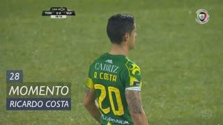 CD Tondela, Jogada, Ricardo Costa aos 28'