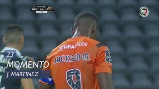 Portimonense, Jogada, Jackson Martínez aos 23'