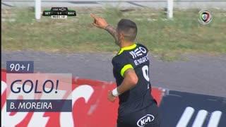 GOLO! Rio Ave FC, Bruno Moreira aos 90'+1', Vitória FC 1-2 Rio Ave FC