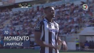 Portimonense, Jogada, Jackson Martínez aos 70'