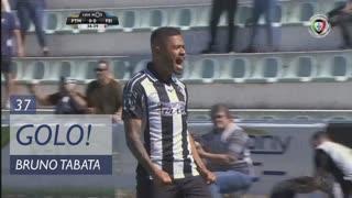 GOLO! Portimonense, Bruno Tabata aos 37', Portimonense 1-0 CD Feirense