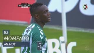 Vitória FC, Jogada, Mendy aos 82'