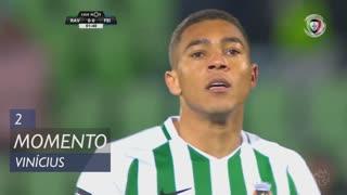 Rio Ave FC, Jogada, Vinícius aos 2'