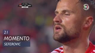 SL Benfica, Jogada, Seferovic aos 21'