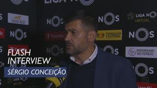 Liga (31ª): Flash Interview Sérgio Conceição