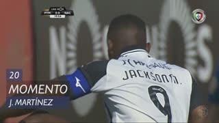 Portimonense, Jogada, Jackson Martínez aos 20'