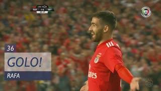 GOLO! SL Benfica, Rafa aos 36', SL Benfica 2-0 Vitória FC