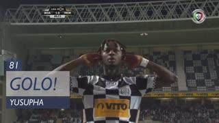 GOLO! Boavista FC, Yusupha aos 81', Boavista FC 2-0 Moreirense FC