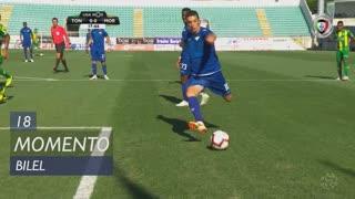 Moreirense FC, Jogada, Bilel aos 18'