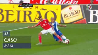FC Porto, Caso, Maxi aos 56'