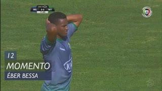 Vitória FC, Jogada, Éber Bessa aos 12'