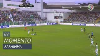 Sporting CP, Jogada, Raphinha aos 87'