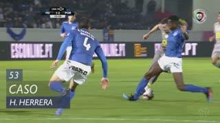 FC Porto, Caso, H. Herrera aos 53'
