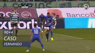 FC Porto, Caso, Fernando aos 90'+4'