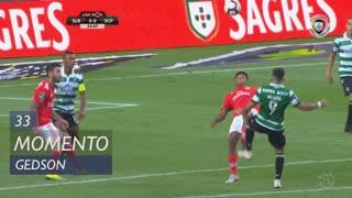 SL Benfica, Jogada, Gedson aos 33'
