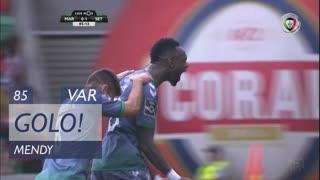 GOLO! Vitória FC, Mendy aos 85', Marítimo M. 0-1 Vitória FC