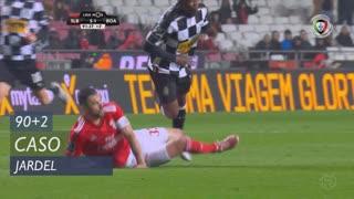 SL Benfica, Caso, Jardel aos 90'+2'