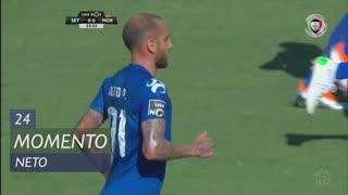 Moreirense FC, Jogada, Neto aos 24'