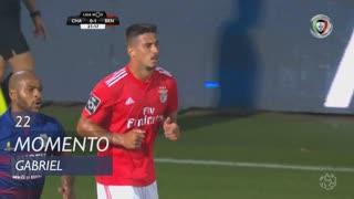 SL Benfica, Jogada, Gabriel aos 22'