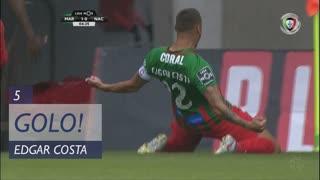 GOLO! Marítimo M., Edgar Costa aos 5', Marítimo M. 1-0 CD Nacional
