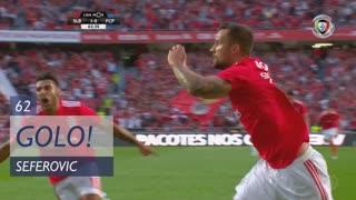 GOLO! SL Benfica, Seferovic aos 62', SL Benfica 1-0 FC Porto