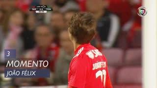 SL Benfica, Jogada, João Félix aos 3'