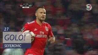 GOLO! SL Benfica, Seferovic aos 27', SL Benfica 1-2 Rio Ave FC