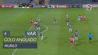 SC Braga, Golo Anulado, Murilo aos 4'