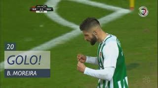 GOLO! Rio Ave FC, Bruno Moreira aos 20', SL Benfica 0-2 Rio Ave FC