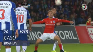 FC Porto, Caso, Brahimi aos 20'