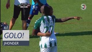 GOLO! Vitória FC, Jhonder aos 61', Vitória FC 2-0 CD Aves