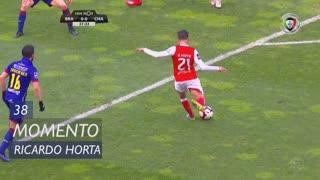 SC Braga, Jogada, Ricardo Horta aos 38'