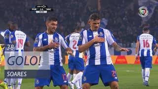 GOLO! FC Porto, Soares aos 38', FC Porto 2-0 CD Nacional