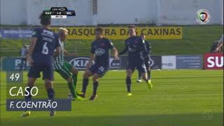 Rio Ave FC, Caso, Fábio Coentrão aos 49'