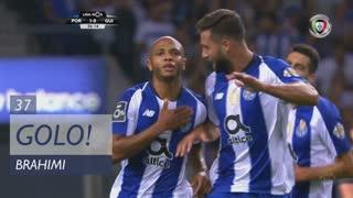 GOLO! FC Porto, Brahimi aos 37', FC Porto 1-0 Vitória SC