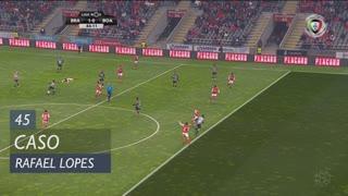 Boavista FC, Caso, Rafael Lopes aos 45'