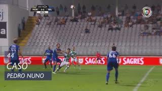 Moreirense FC, Caso, Pedro Nuno aos 44'