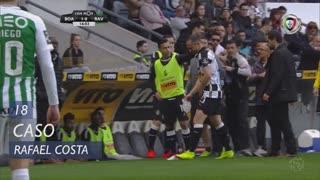 Boavista FC, Caso, Rafael Costa aos 18'