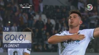 GOLO! Vitória SC, Florent aos 78', Vitória SC 2-0 CD Nacional