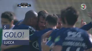 GOLO! Belenenses SAD, Lucca aos 5', Belenenses SAD 1-0 CD Feirense